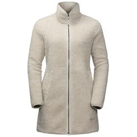 Jack Wolfskin High Cloud Coat Women dusty grey